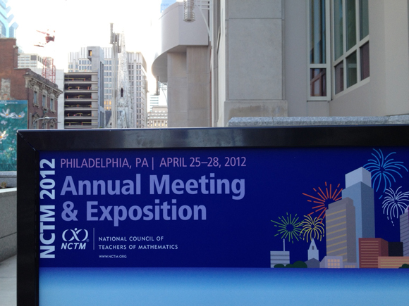 NCTM Annual Meeting